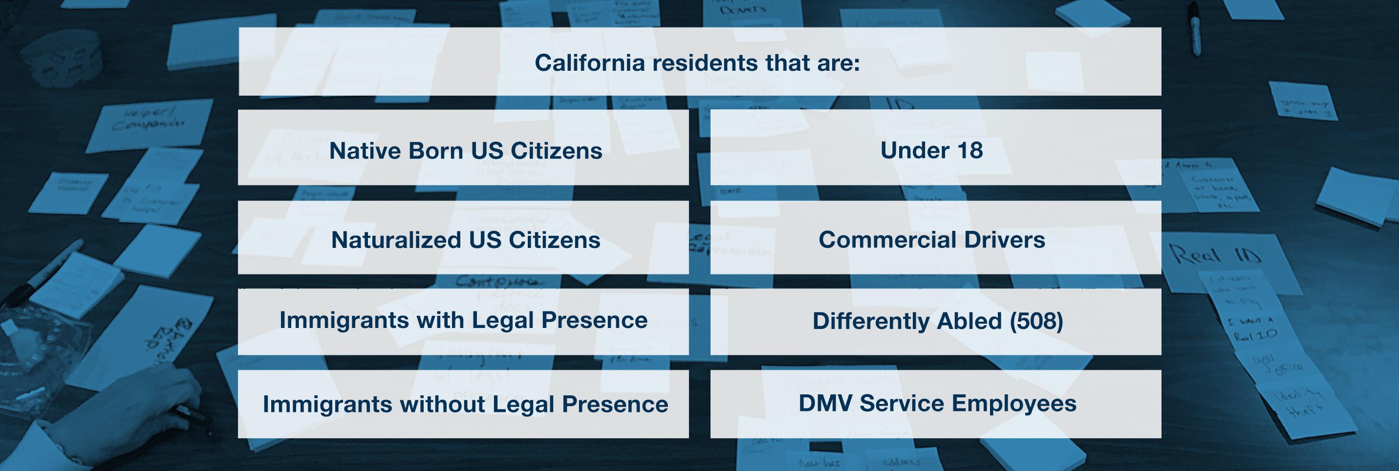 California DMV's motor voter project | nina eleanor alter